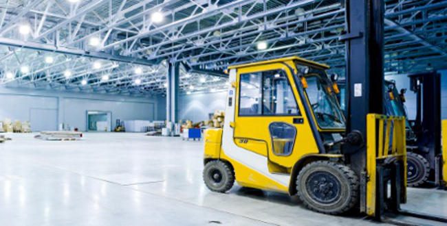 used electric forklifts in Jacksonville, FL