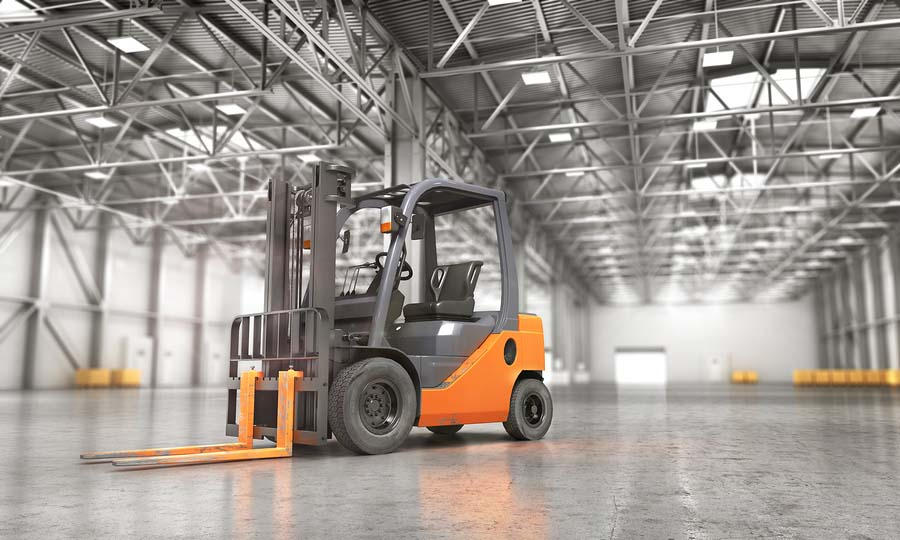 used forklifts in St Petersburg, FL
